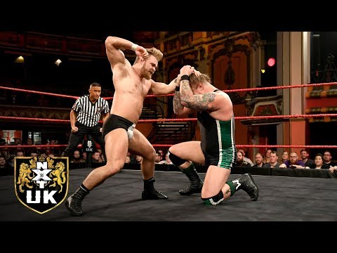 Moustache Mountain vs. Gallus - NXT UK Tag Team Title Semifinal Match: NXT UK, Jan. 2, 2019