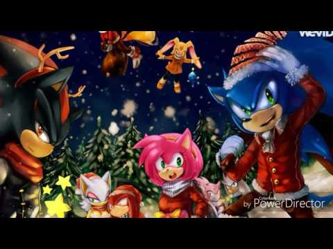 Sonic and Friends We are Family