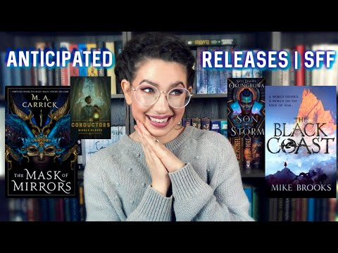 2021 ANTICIPATED RELEASES   ADULT SF AND FANTASY