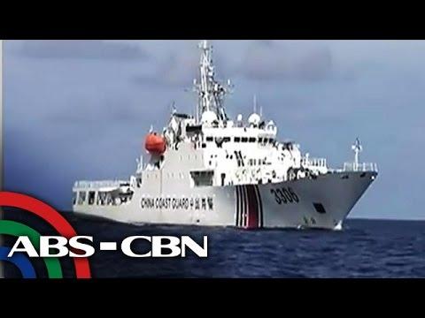 Bandla: Mga Pinoy na mangingisda, itinaboy ng Chinese Coast Guard