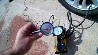 Автомобильный компрессор TORNADO обзор. Лада Веста
