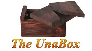 Simplified Unabox (plans Included)
