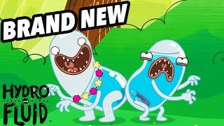Hidro e Fluido | Fluido de Ferro | Novo episódio | desenhos animados| WildBrain em Português