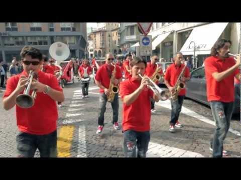 Pittarello fa pulsare Treviso a ritmo di musica - 6 ottobre 2012