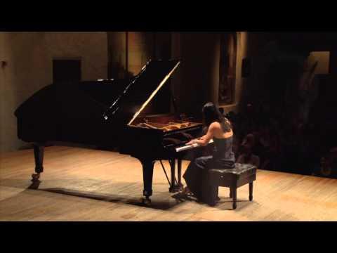 Soyeon Kate Lee performing Janacek, Piano Sonata 1.X.1905