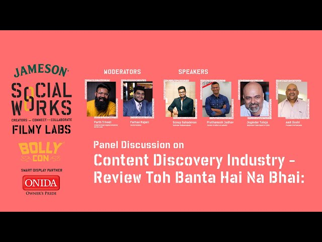 The importance of #Bollywood #Reviews as a #ContentDiscovery format.