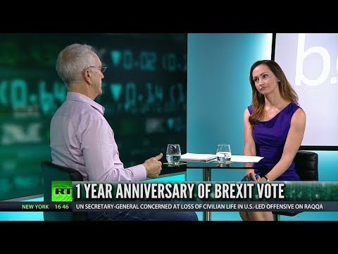 Boom Bust: [864] Brexit turns 1: a look back