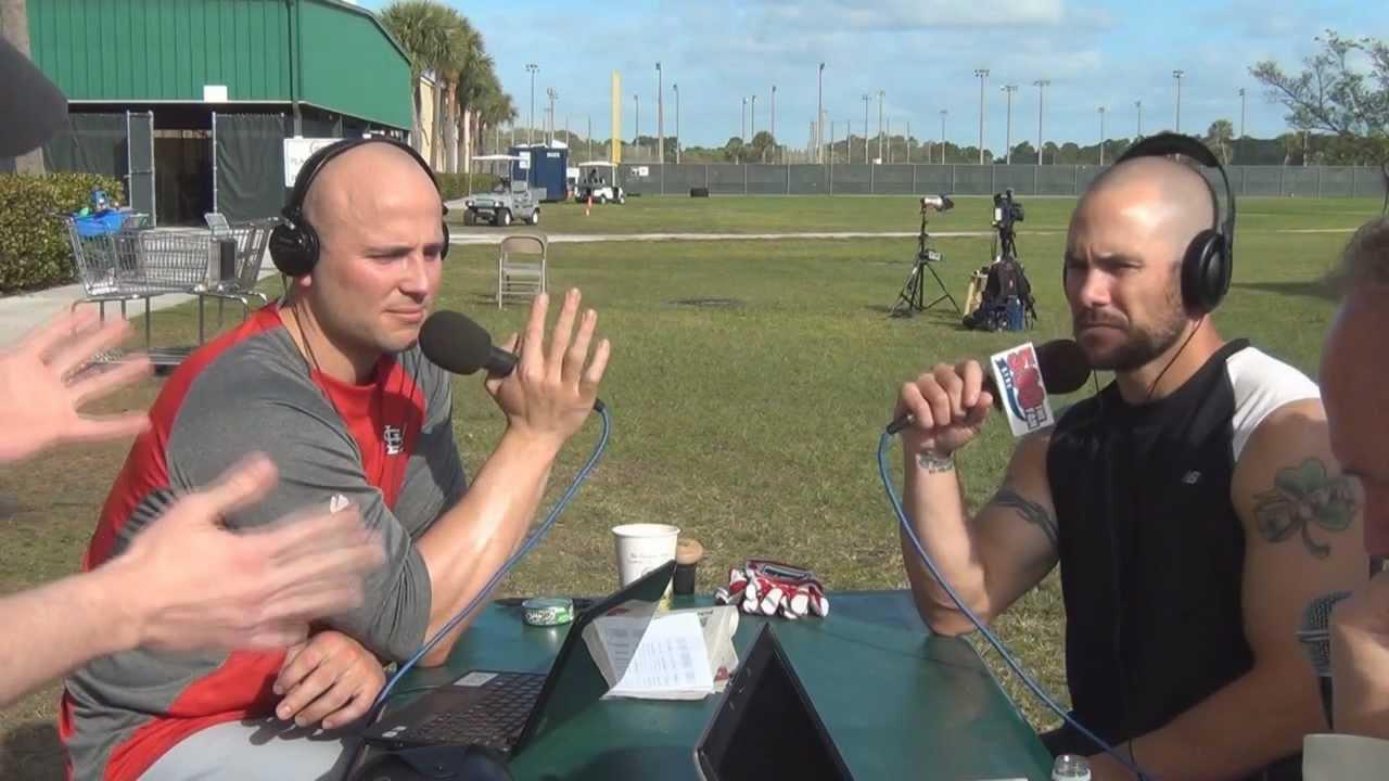 Where Is Jupiter Florida >> Matt Holliday and Skip Schumaker join The ITD Morning ...