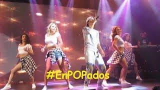 Showcase EMILIO MARCOS canta