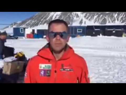 Live From Antarctica...
