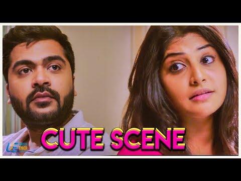 Achcham Yenbadhu Madamaiyada - Cute Majima Scene | Simbu | A. R. Rahman | Gautham Menon