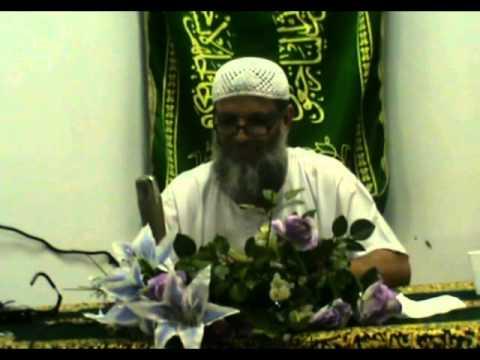 Agim Tairovic Ramazan 2015 Ders 2