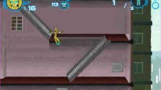 Sym-Bionic Titan - Teenage Warriors - Ilana - Gameplay - Level 2