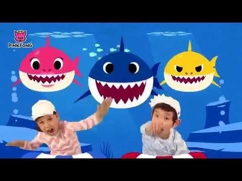 Bayi Shark I Lagu Anak-anak Bahasa Inggris