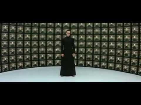 The architect matrix youtube for Matrix reloaded architect