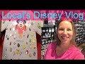 Florida local exploring Disney Springs - pin trading Vlog