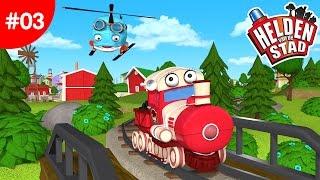 Helden van de stad - De treinavontuur