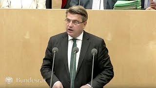 Staatsminister Prof. Dr. Bausback im Bundesrat: Anpassung zivilrechtlicher Vorschriften - Bayern
