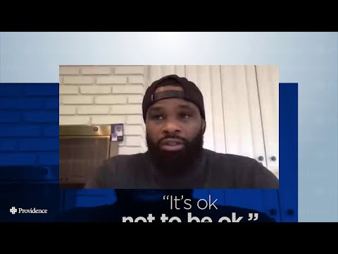 Tyron Woodley - Could you talk about mental health as a kid?