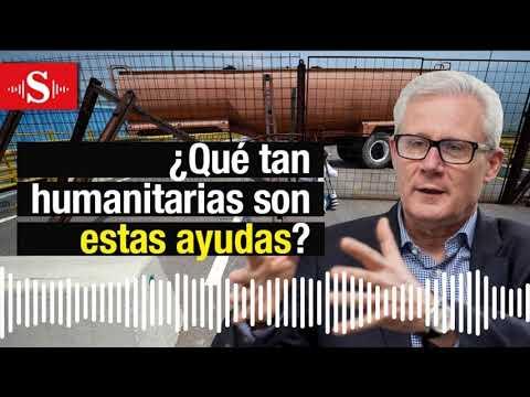 Ayudas en la frontera: ¿Qué tan humanitarias son?