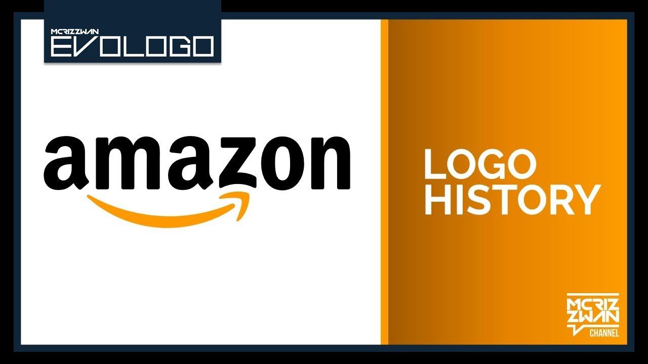 amazon logo history evologo evolution of logo youtube. Black Bedroom Furniture Sets. Home Design Ideas