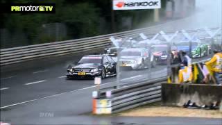 DTM 2012 - Norisring Hankook Highlights - PRMotor TV Channel