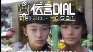 1988年 フルーツインゼリー 伊藤智恵理 資生堂 フェアウィンド ボーデン...
