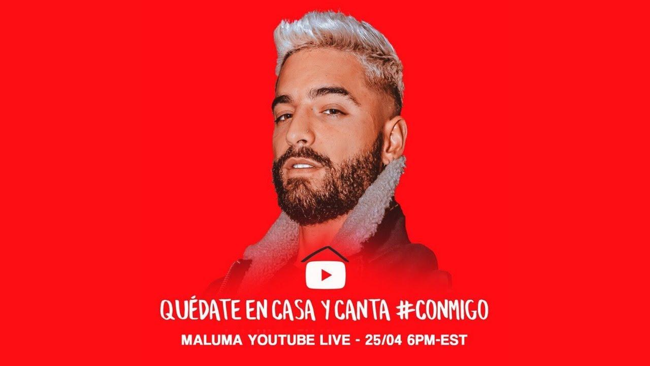 Maluma - ADMV (Acoustic Live)