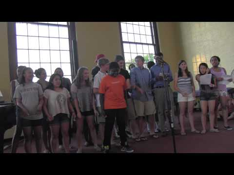 Groton School Open Mic - May 30th 2013