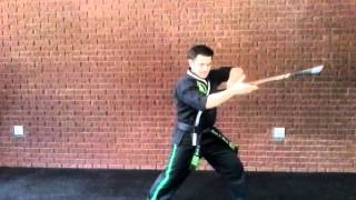 Bo -Staff Combos from Class (5/2/2015)