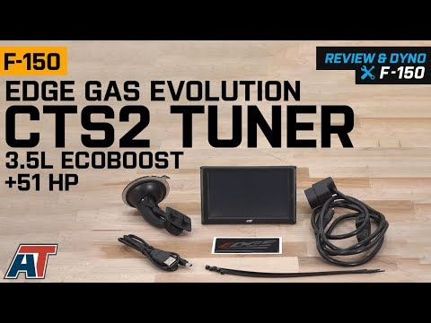 Edge Gas Evolution CTS2 Tuner (11-14 3 5L EcoBoost F-150)