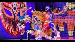 """Lucha House Party vs Lucha Bros - """"What More"""" Ft. Fenix underground"""
