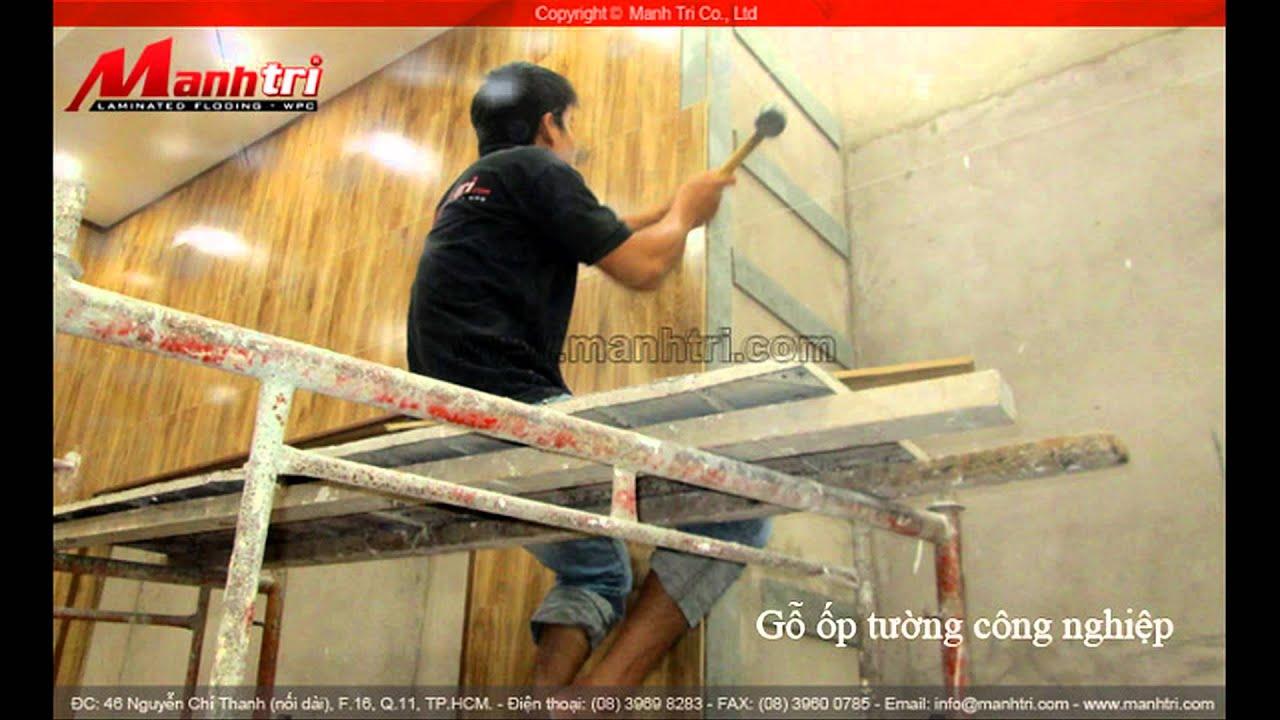 Video Gỗ C 244 Ng Nghiệp Manhattan H814 ốp Tường Tại Thuận An