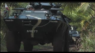 The 33rd Infantry Makabayan Battalion Law Enforcement Operation
