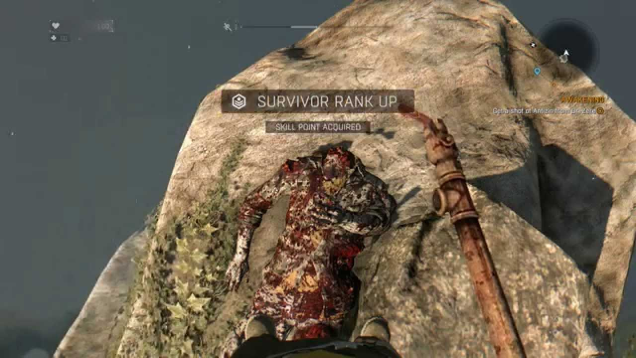 How To Get A Gun In Dying Light Early