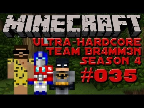 Let's Play Minecraft Ultra Hardcore S4E035 [Team Jay/Sep/Full-HD] - Tischlein Deck Dich