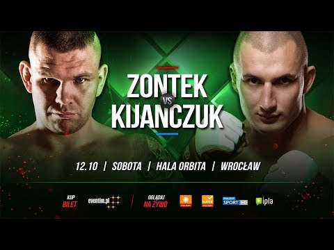 FEN 26: Zontek VS Kijańczuk - Trailer