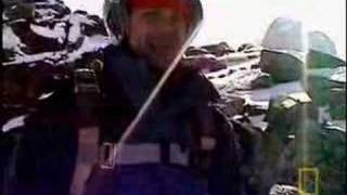 BASE jumping - Cananda - Baffin Island - National Geographic