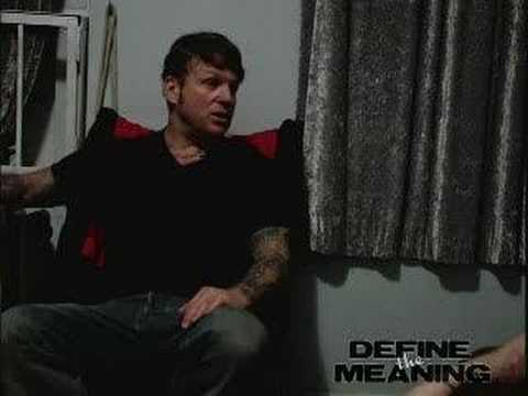Define The Meaning: John Joseph Interview Part 2