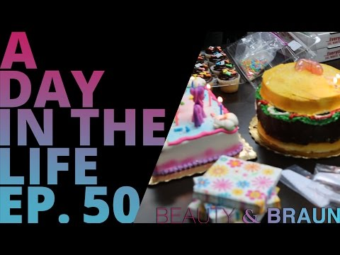 A Day in the Life Episode 50 Beauty & Braun