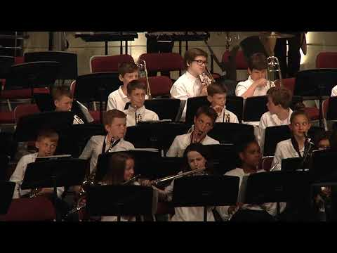 2018 AMS Spring Band Concert