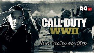 🔴🎮Call Of Duty WWII-CHAMADO AO DEVER #1/ESPECIAL 500 INSCRITOS.(Gameplay Ps4).