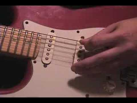 Guitar for beginners: Mouthful of Cavities