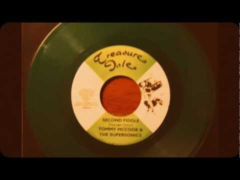 Tommy Mc Cook & The Supersonics / Second Fiddle ---(Treasure Isle)