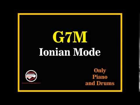 Piano piano chords gmaj7 : Detail for GMaj7