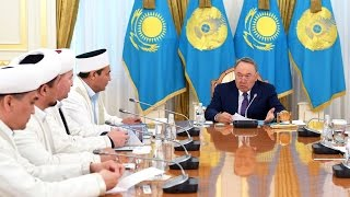 Назарбаев: короткие брюки и борода не соответствуют казахскому народу | АЗИЯ