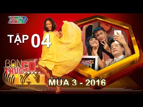 BẠN CÓ THỰC TÀI | Mùa 3 - Tập 4 | Đoan Trang khoe lưng trần trên ghế nóng | 18/04/2016