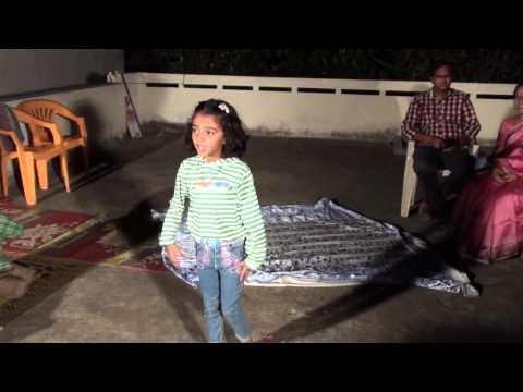 hasini dance bommarillu making