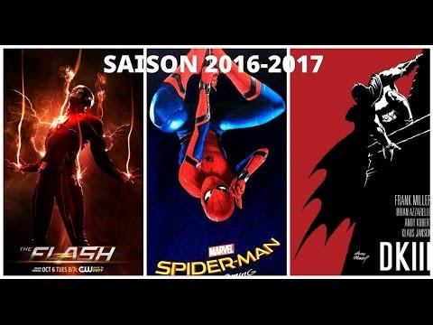 Séries, comics, ciné : Les rendez-vous de la saison !