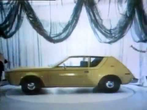 1974 AMC Gremlin Commercial  Game  Mary Jo Catlett
